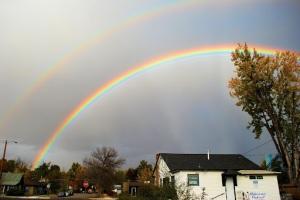 Halloween Rainbow