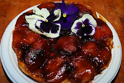 Robin S Apple Tarte Tatin Boise Foodie Guild