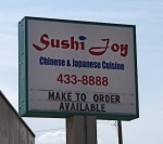 Sushi Joy - Chinese and Japanese Cuisine, Boise