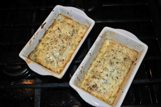 Baked Halibut With Sour Cream, Parmesan, And Dill Topping Recipes ...