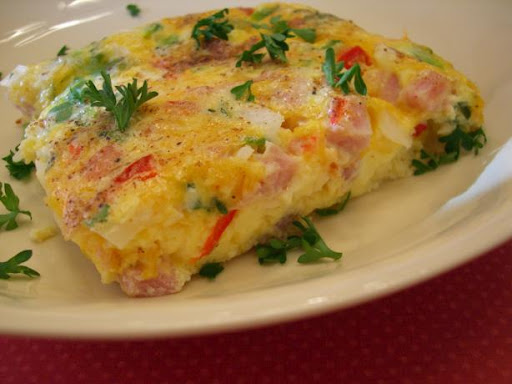 "Question Is: What is a ""Denver Omelet?"" 