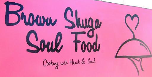 Brown Shuga Soul Food Menu