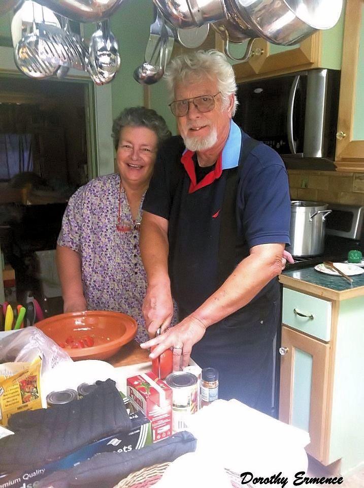 Boise Foodie Blog Recipes - Updates: (Dec 2014) Crab Fritters, Skillet Chicken and Dumplings, Honig Lecheril, Steak Oscar
