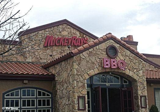 MickeyRay's BBQ on Milwaukee in Boise