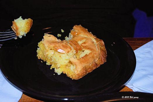 Gooey Cake