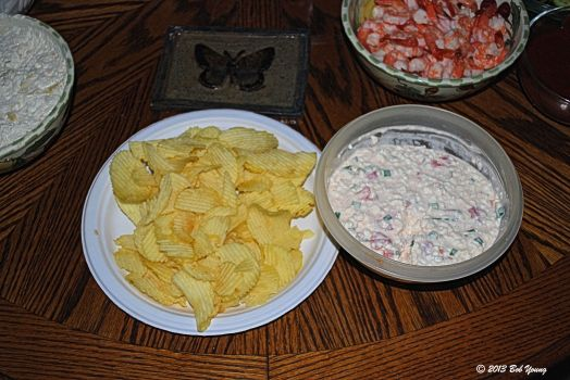 Maggie's Cottage Cheese Dip. YUM-O!