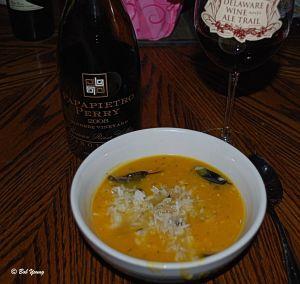 18Feb2013_1_Robins-Squash-Soup_Plated