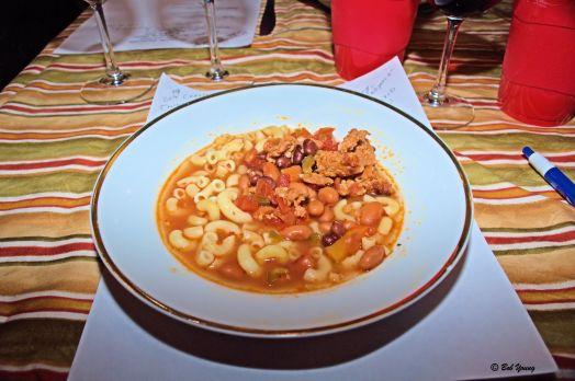 Zesty Italian Sausage Soup