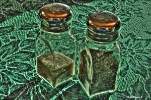 Salt and Pepper HDR