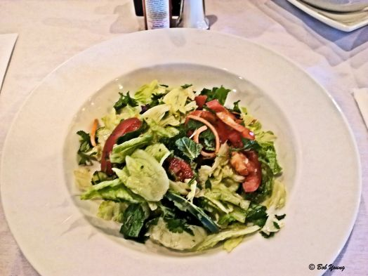 Wonderful Green Salad