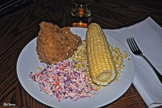 05June2013_1_Captain's-Shack_Fried-Chix_Slaw_Corn