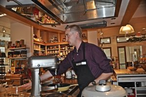 Chad Poznick, resident Chef at the Boise Williams-Sonoma