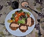 15July2013_1_Captains-Shack_Scallop-Cakes-Plated