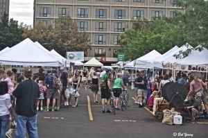 The New Boise Farmer's Market