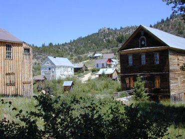 "A part of Silver City. Great hiking and ""exploring""."