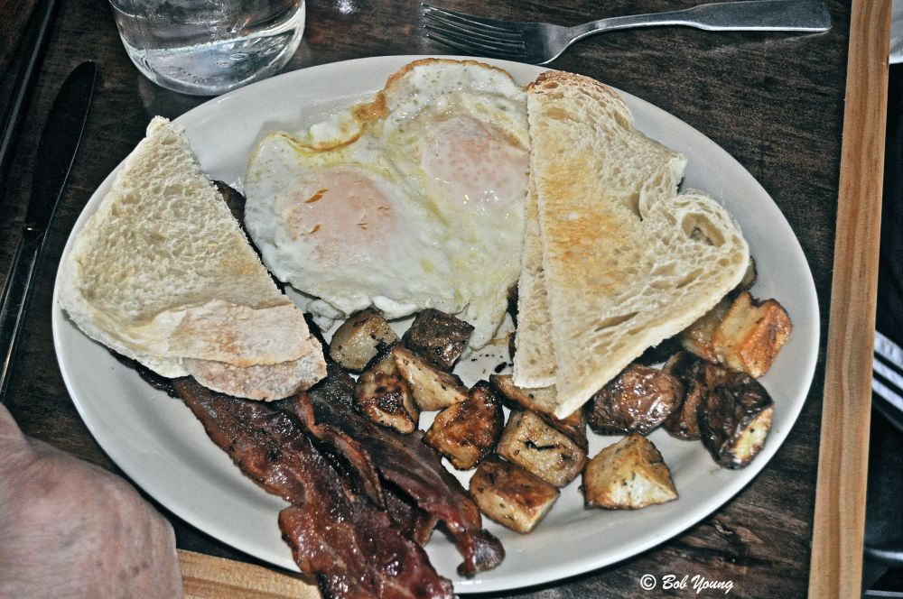 Breakfast At Crooked Fence Barrelhouse (3/5)
