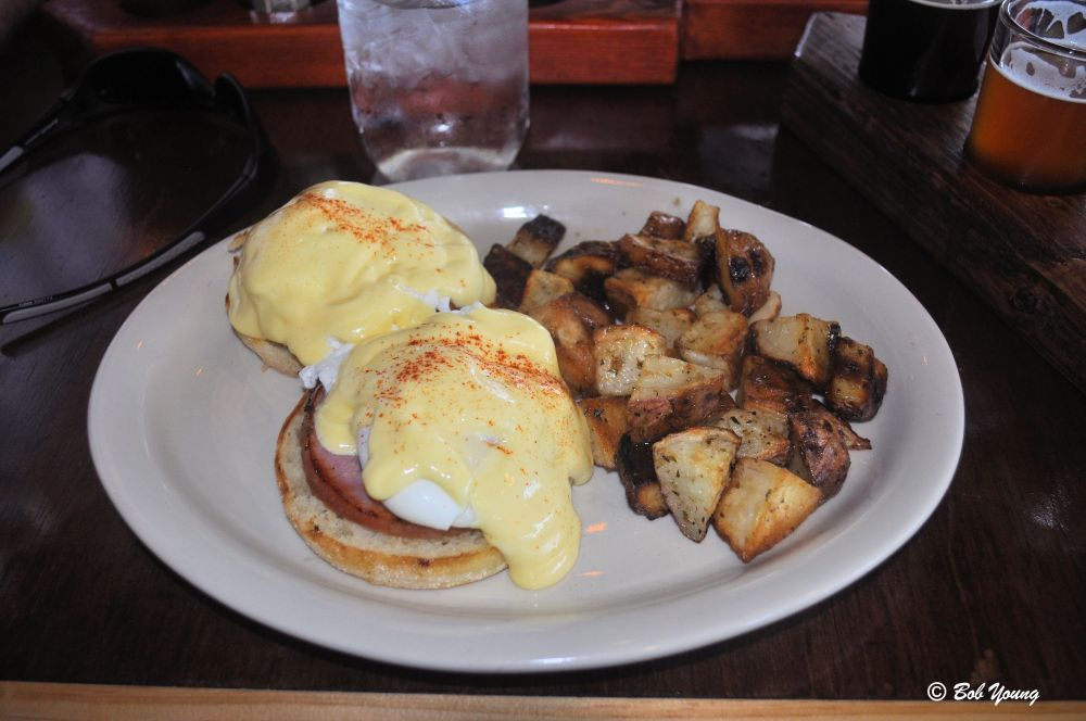 Breakfast At Crooked Fence Barrelhouse (4/5)