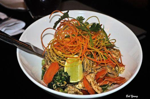 Mai Thai Noodles with Pork