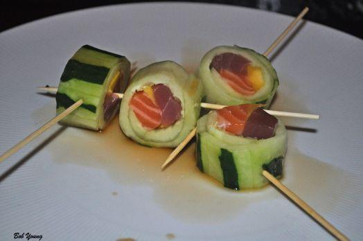 Koi Cucumber Wrap