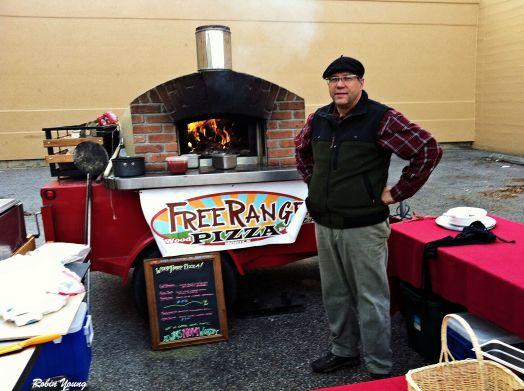Free Range Pizza