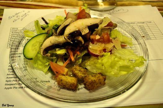 American Salad Willamette Valley Pinot Grigio Altanuta Pinot Grigio
