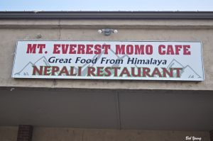 16Dec2013_1_Boise-Foodie-Meetup_Mt-Everest-Momo-Cafe_Sign