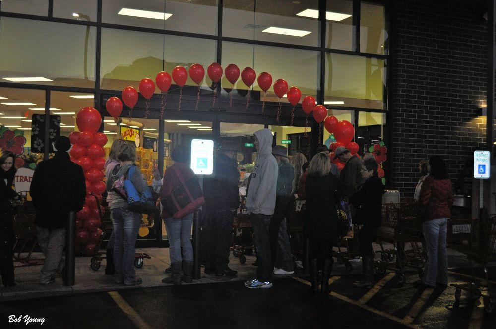 Trader Joe's Boise Finally Open (2/6)
