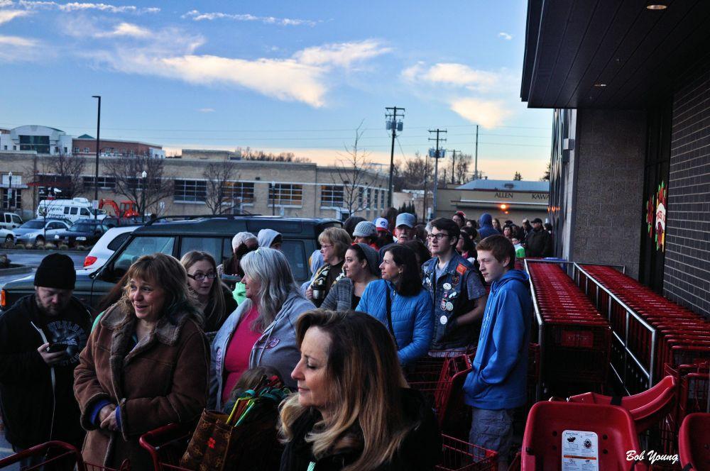 Trader Joe's Boise Finally Open (4/6)