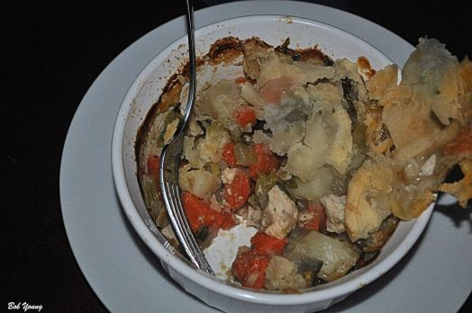 Robin's Chicken Pot Pie