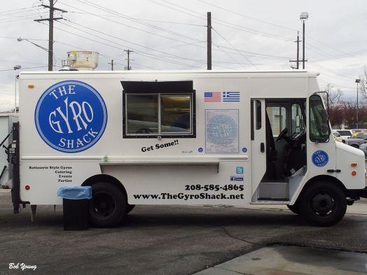 Gyro Food Truck