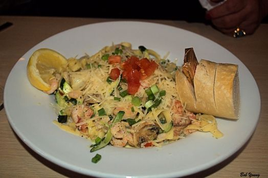 Seafood Linguini