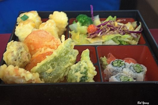 """Bento Box Mac had this """"stand-by""""."""