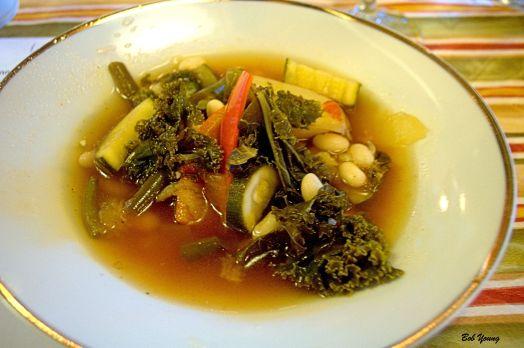 Roasted Vegetable Soup 2009 MontGras Antu Ninquen Syrah [18]