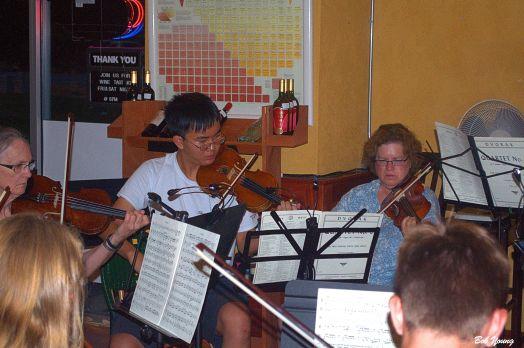 More musicians.