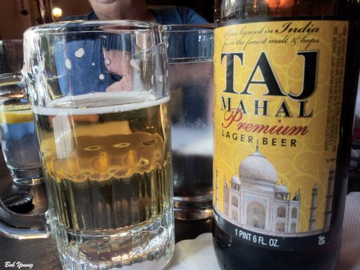 A nice light Lager from India.