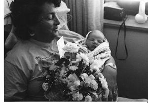 1990 Chris_and_Grandma