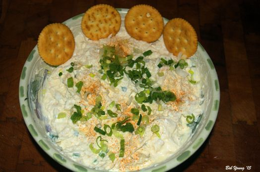 Crab Dip East Coast Style