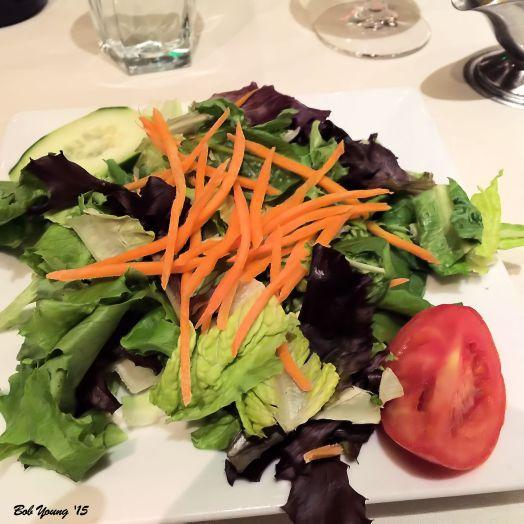 Fresh Green House Salad