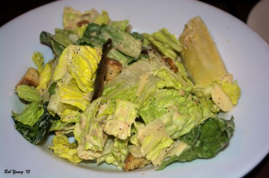 Caesar Salad - Really good.