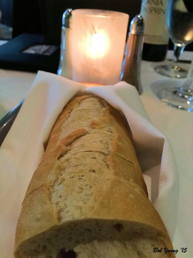 Very good housemade Sourdough Bread.