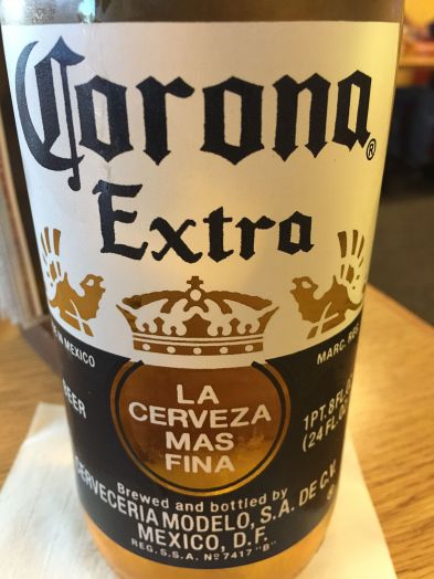 or maybe a Corona!