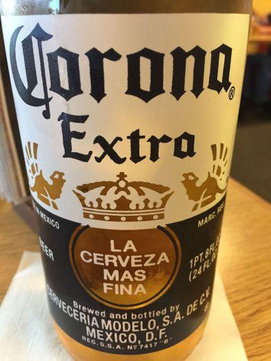 or maybe a Corona!