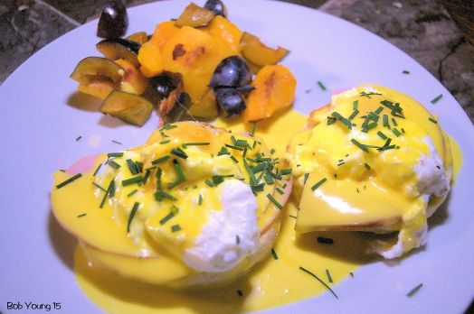 Meadowlark Farms Eggs Benedict Fresh Williamson Orchards Fruit