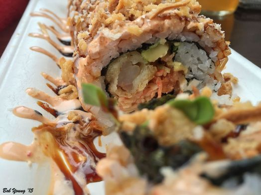 Cross section of the Apocalypse Roll.