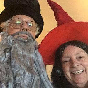 Bob and Robin Halloween 1