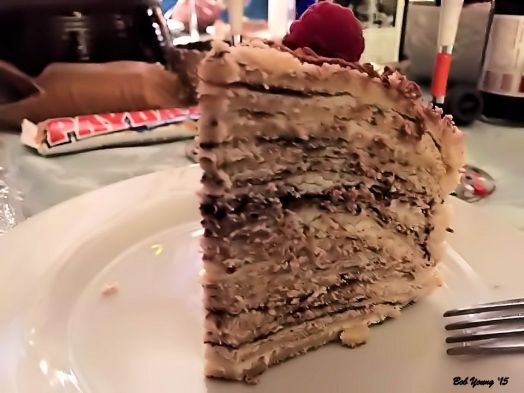 Want a slice of the tiramisu?