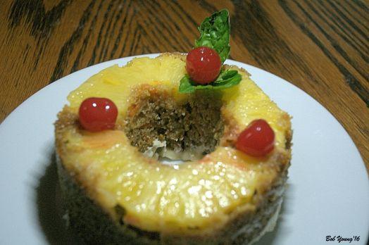 Individual Carrot Cake Gluten Free