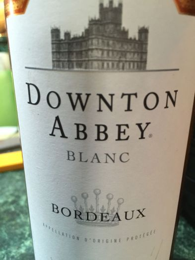 A good wine from Downton Abbey