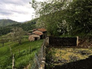 10May2016_2b_Camino-de-Santiago_Spanish-Countryside_Painted-2