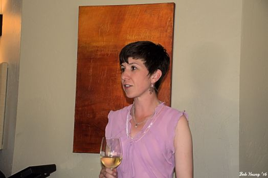 Coco Umiker, Winemaker at Clearwater Canyon Cellars